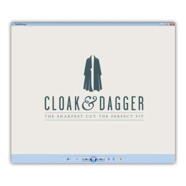 cloak and dagger